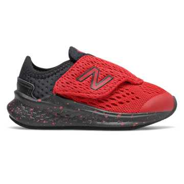 New Balance Fresh Foam Fast, Team Red with Black