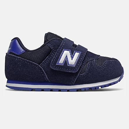 NB 373 Hook and Loop, IV373SN image number null