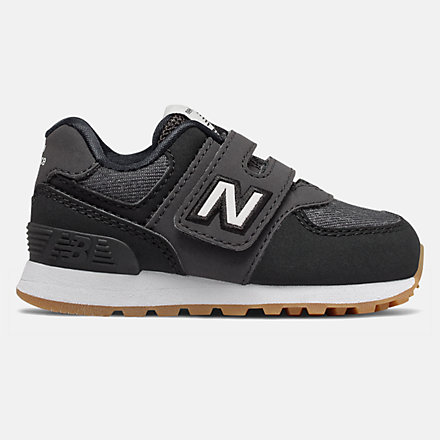 NB 574 Classic: Synthetic/Mesh, IV574DMK image number null