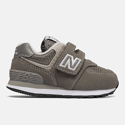 New Balance Hook and Loop 574 Core, IV574GG image number null