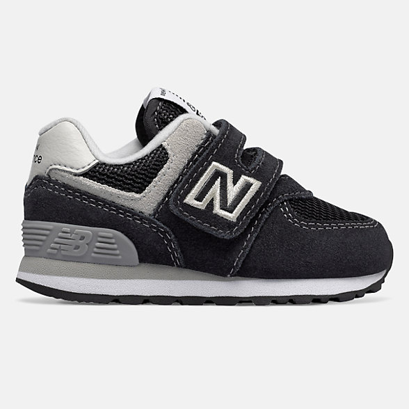 New Balance 574 Core Fermeture Velcro, IV574GK