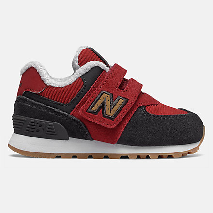 NB 574 Classic: Winter Suede, IV574KWS image number null