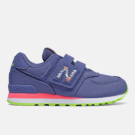 New Balance 574 Scribble Pack, IV574SBB image number null