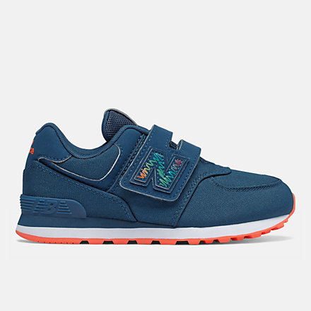 New Balance 574 Scribble Pack, IV574SBN image number null