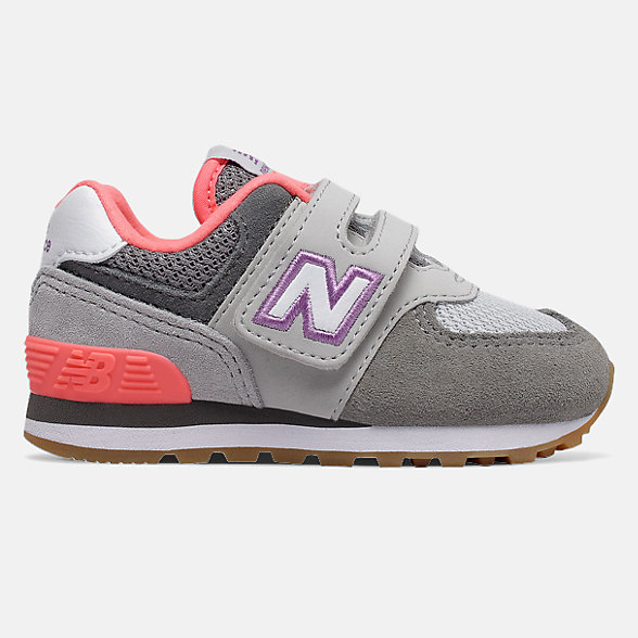 New Balance 574 Fermeture Velcro, IV574SOC