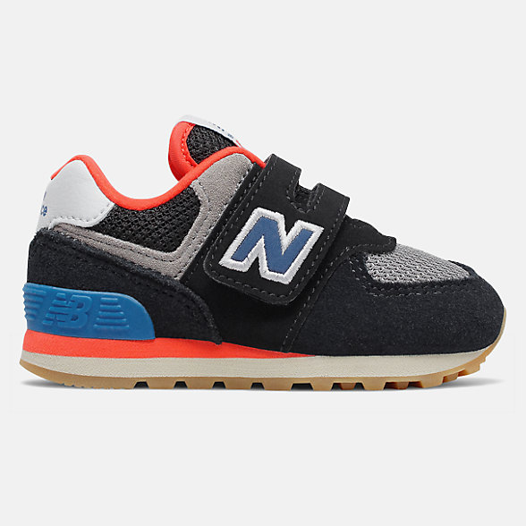 New Balance Hook and Loop 574, IV574SOV