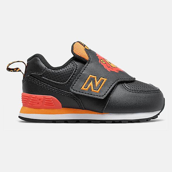 New Balance 574动物系列儿童休闲运动鞋, IV574ZOL