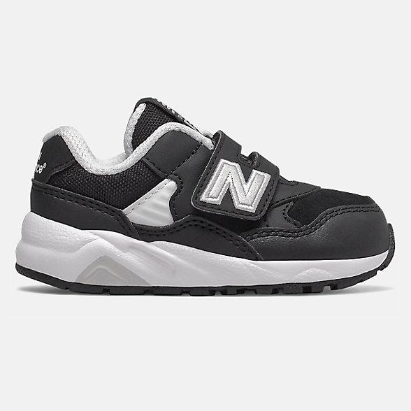 New Balance 580系列儿童休闲运动鞋, IV580EBK