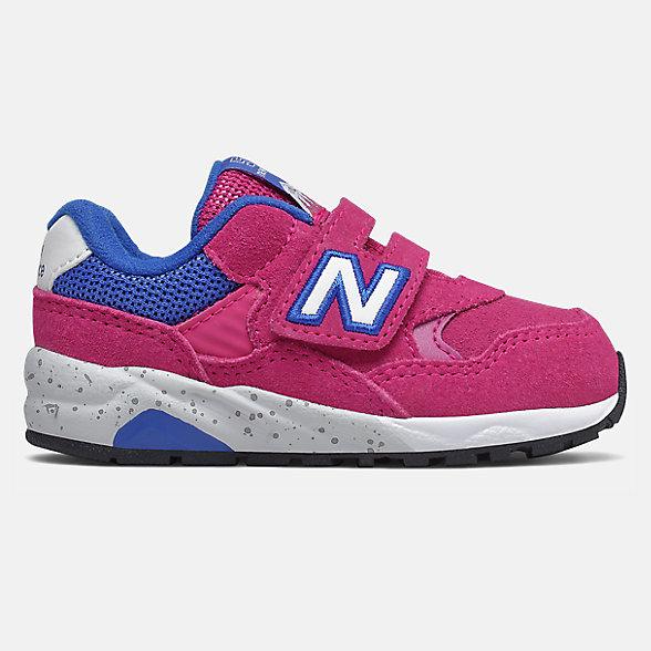 New Balance 580系列儿童休闲运动鞋, IV580TRE