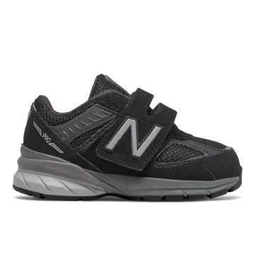 New Balance Hook and Loop 990v5, Black