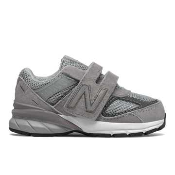 New Balance Hook and Loop 990v5, Grey