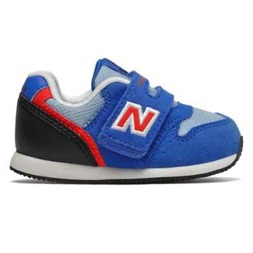 New Balance 996系列儿童休闲运动鞋 经典复古 避震舒适, 蓝色