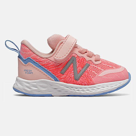 New Balance Kids Fresh Foam Tempo, IXTMPCP image number null