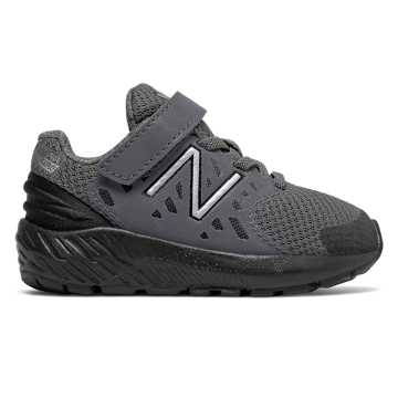 New Balance Hook and Loop FuelCore Urge, Castlerock with Black