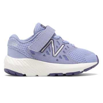 New Balance Hook and Loop FuelCore Urge, Clear Amethyst with Violet Fluorite
