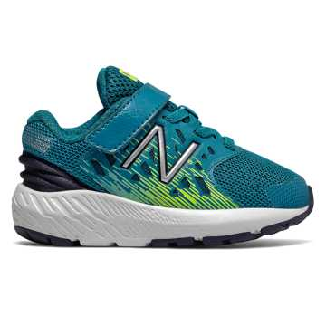 New Balance Hook and Loop FuelCore Urge, Ozone Blue with Hi Lite
