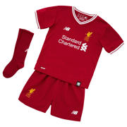 New Balance LFC Home Infant Kit - Set, Red Pepper