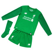 NB LFC Home GK Infant Kit - Set, Jolly Green