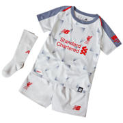 NB LFC 3rd Infant Kit - Set, Grey with Violet