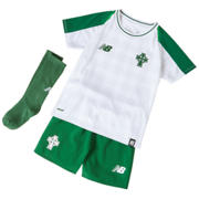 NB Celtic FC Away Infant Kit - Set, White