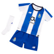 NB FC Porto Home Infant Kit - Set, White with Blue