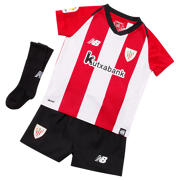 NB Athletic Club Home Infant Kit - Set, Racing Red