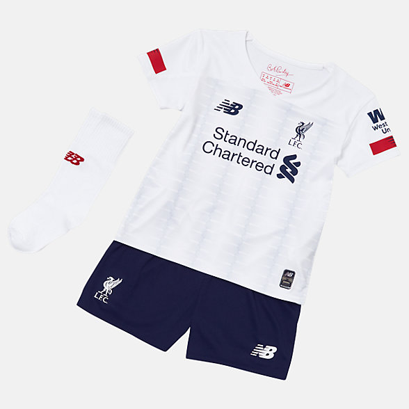 NB Liverpool FC Away Infant Kit, IY930019AWY