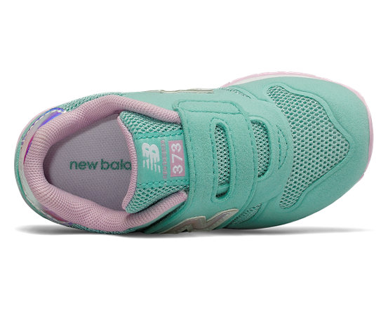 new balance 373 crystal rose