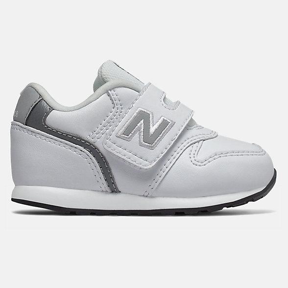 New Balance 996系列儿童休闲运动鞋, IZ996LWH