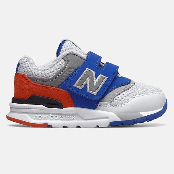 New Balance 997H系列儿童休闲运动鞋, IZ997HZJ