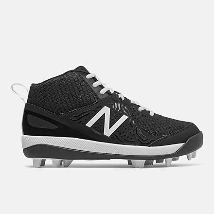 New Balance 3000v5 Youth Molded, J3000BK5 image number null