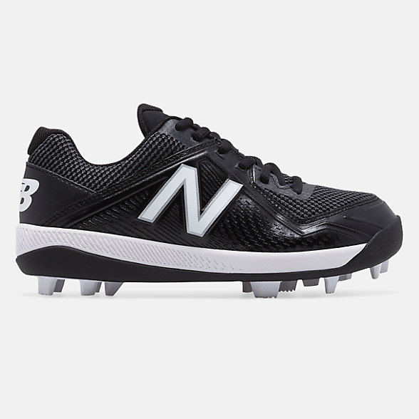 New Balance Junior 4040v4 Rubber Molded, J4040BK4