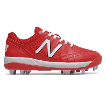 New Balance 4040v5, Red with White