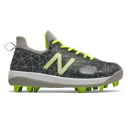 88931271be3ea Kids' Boys Baseball. Expand. New Balance Lindor Pro Youth, Grey with  Hi-Liter