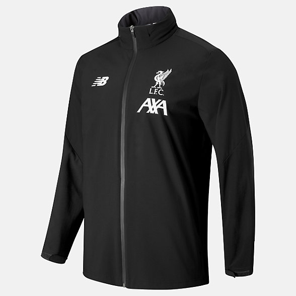 NB Liverpool FC Junior Base Storm Jacke, JJ931010PHM