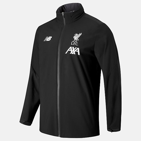 NB Chaqueta Liverpool FC Junior Base Storm Niños, JJ931010PHM