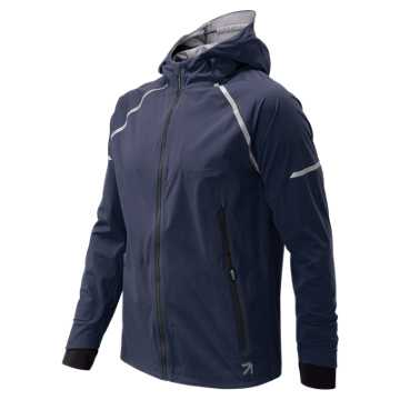 New Balance J.Crew All Weather Jacket, Navy