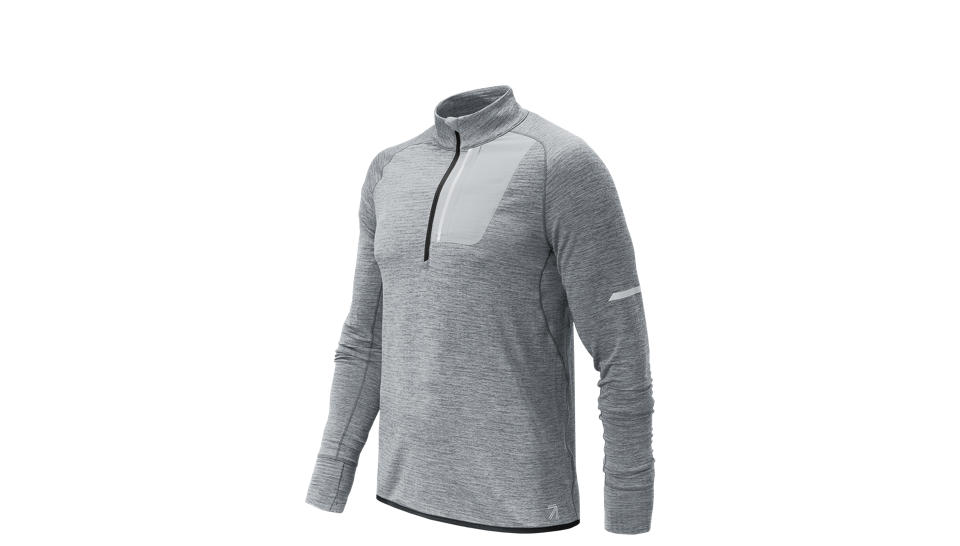 J.Crew NB Heat Half Zip