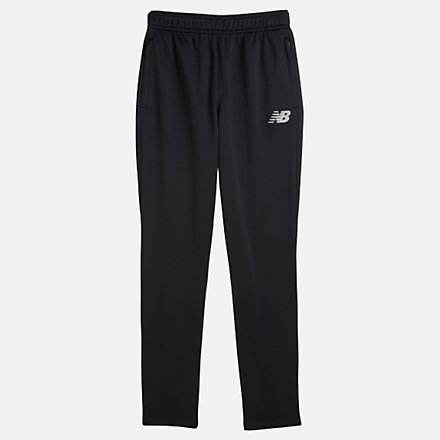 NB NBST Junior Knit Slim Pant, JP013003BK image number null