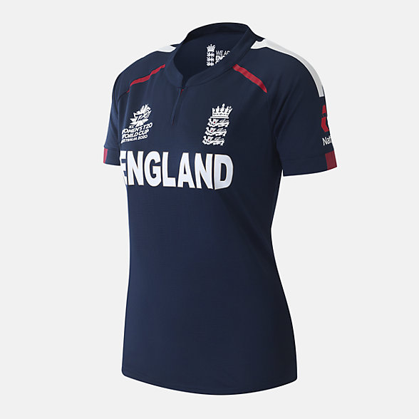 NB ECB Dominate T20 SS Tee Replica Woman, CWT0024GXY