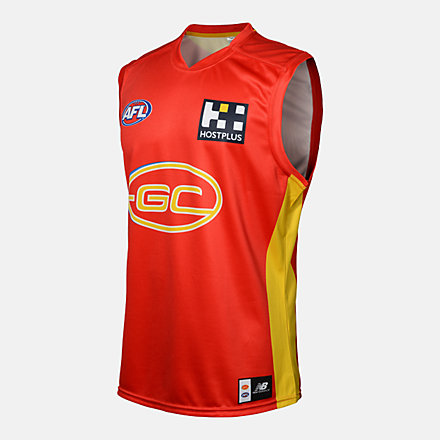 New Balance GOLD COAST  JUNIOR GUERNSEY  - HOME, JS30725YRD image number null