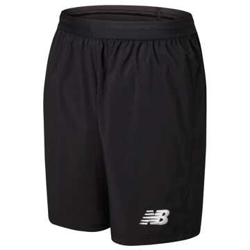 New Balance LFC Junior Away Short, Black