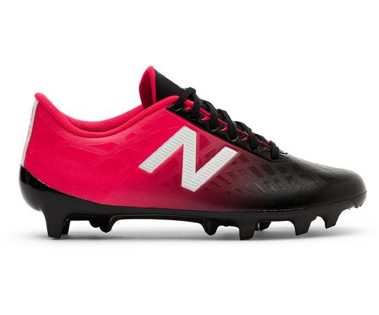 Bota de fútbol New Balance Furon 4.0 Dispatch FG Niño White