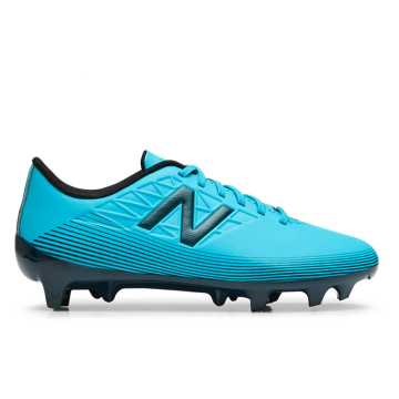 New Balance Furon v5 Dispatch JNR FG, Bayside with Supercell