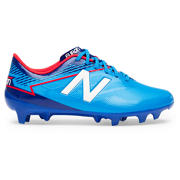 NB Junior Furon 3.0 Dispatch FG, Bolt with Royal Blue & Energy Red