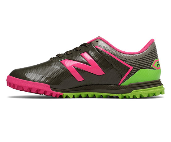f22710880 NB Junior Furon 3.0 Dispatch TF, Military Dark Triumph with Alpha Pink &  Energy Lime