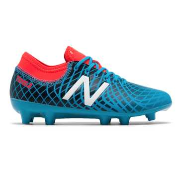 New Balance Junior Tekela Magique FG, Polaris with Galaxy