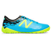 NB Junior Visaro 2.0 Control TF, Maldives Blue with Hi-Lite & Black