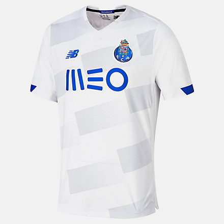 NB FC Porto Third Junior Short Sleeve Jersey, JT030089THD image number null