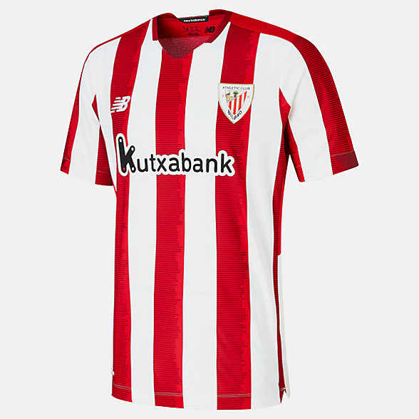 NB Athletic Club Kurzarm Heimtrikot Kinder, JT030135HME